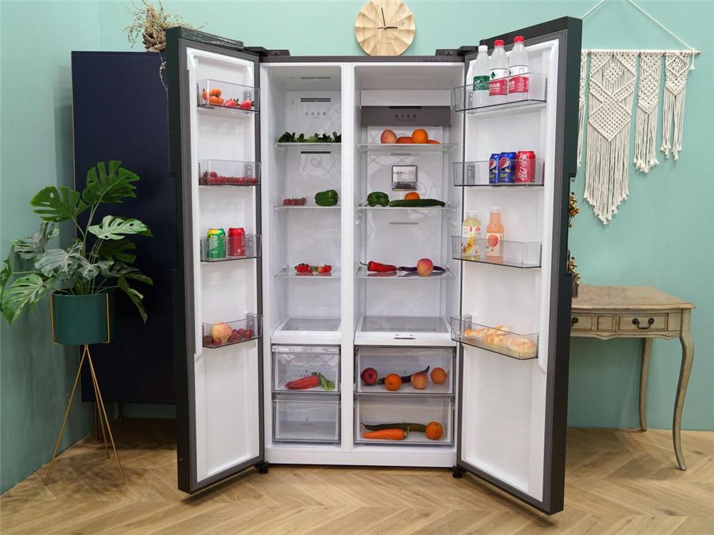 美的545升冰箱评测:能保鲜还能净味除菌