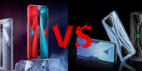 红魔5S游戏手机对比黑鲨游戏手机3S:谁是真正的吃鸡能手?