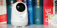 """黑科技""""看娃神器"""" 体验360智能摄像机云台5P触联2K版"""