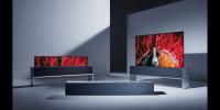 LG可卷曲OLED电视要来了!外媒:下月发布