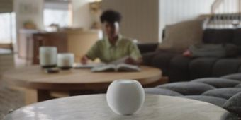 HomePod Mini 正式发布:搭载S5芯片支持iPhone靠近同步及家居联动 售价99美元