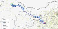 西安至乌鲁木齐动车开通,沿途旅游热度均有增长