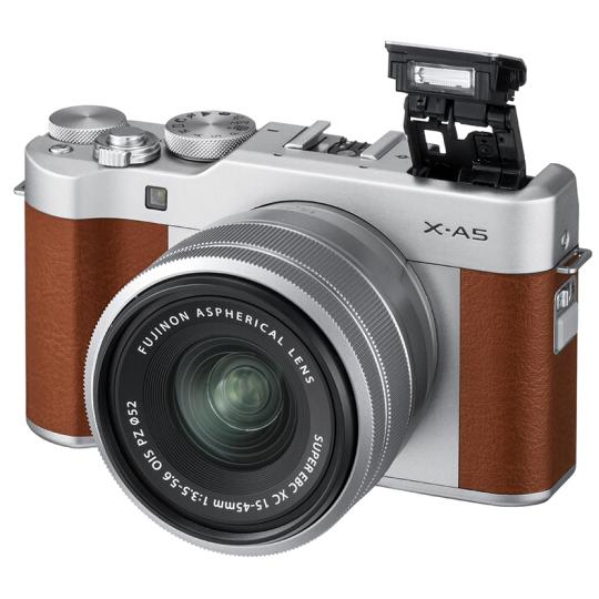 富士XA5 微单相机