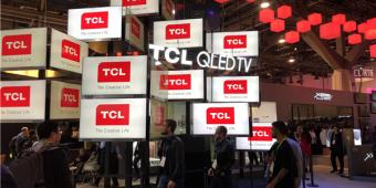 2020年三季度全球电视出货量:top5品牌中国产品牌占了三席