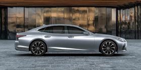 广州车展|新款雷克萨斯LS正式上市  售价87.80-118.00万元
