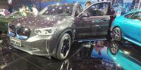 广州车展 售价46.99万~50.99万  宝马iX3正式上市