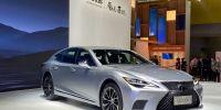 广州车展 新款雷克萨斯LS正式上市  售价87.80-118.00万元