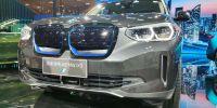广州车展:宝马纯电动SUV BMW iX3正式发布续航500公里