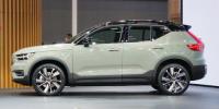 广州车展 婉约简洁 沃尔沃XC40纯电版上市