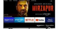 亚马逊品牌电视印度上市,未来还会推出更多