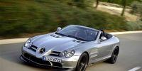乔丹座驾奔驰SLR拍卖  450万起售