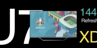 行业首款XDR电视!海信ULED U7系列电视登录CES 2021