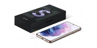 包装盒变小 三星Galaxy S21不配充电器、有线耳机成真