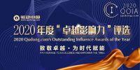 """驱动中国2020年度""""卓越影响力""""评选活动正式揭晓"""