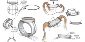 圆形表盘+独立通话!一加首款智能手表更多细节曝光
