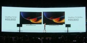 一加OLED电视要来了?或将在3月份发布