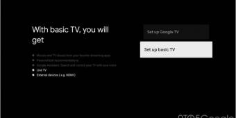 """重隐私要给电视降级?Google TV引入""""基本电视""""模式"""