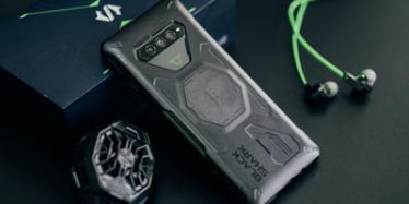 这才是游戏旗舰该有的样子 黑鲨游戏手机4 Pro首发评测