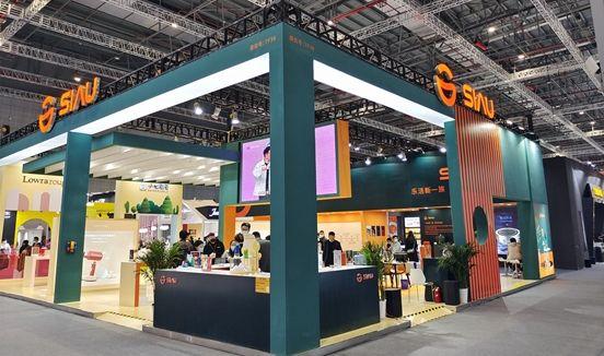 2021AWE 诗杭电器三大品牌闪耀2021AWE,诗杭科技创新,纵享美好生活