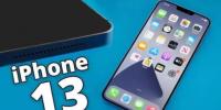 iPhone13系列渲染图曝出!刘海镜头模组均有大变化