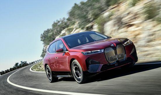 创新BMW iX和全新BMW iDrive等8款重磅车型亮相车展