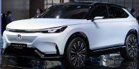 2021上海车展直击 本田SUV E Prototype首发
