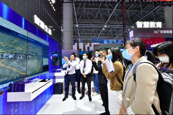 中国联通亮相第四届数字中国建设峰会  聚焦5G助力行业数字化转型816.png