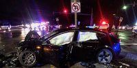"""昨夜今晨:特斯拉回应厦门车辆""""失控""""撞人事故 河南维权车主再提五点质疑"""