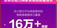 京小智3.0全力支持16万+商家,赢在京东618
