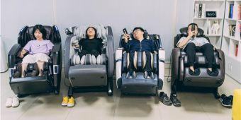 熱銷按摩椅橫評,西屋、榮泰、傲勝、奧佳華哪個更值得入手?