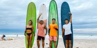 畅享焕彩,记录夏日冲浪的欢乐瞬间