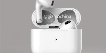 供應商已開始向蘋果供貨,AirPods 3真的要來了?
