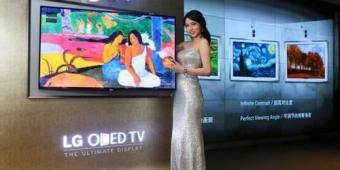 创历史记录!LG显示OLED电视面板产量将达830万块