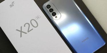 荣耀X20 SE实机体验:2000元价位5G手机的布道者