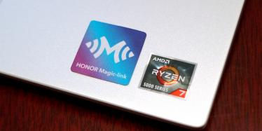 图说:轻薄生产力再现新猛将—荣耀MagicBook 14锐龙版2021款