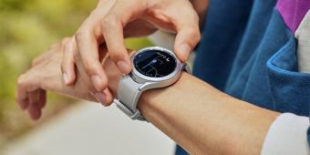 三星Galaxy Watch 4智能手表来了,但不支持iOS 系统