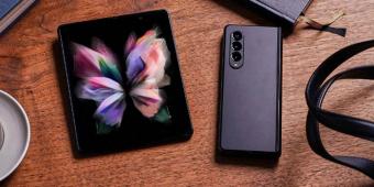 三星发布折叠屏Galaxy Z Fold3 5G:国行尝鲜价15999元起