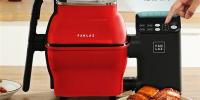 涉嫌广告违法行为,一自动炒菜机企业被罚20万