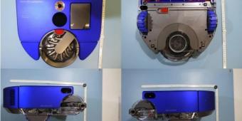 戴森全新扫地机器人要来了,面向美国市场