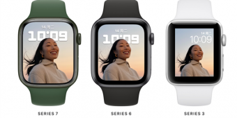 供应链紧张,苹果Apple Watch Series 7 部分款式交付时间推迟