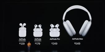 AirPods Pro全新版本来了!依旧是熟悉的加量不加价,售1999元