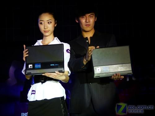 明基发布双屏幕笔记本产品Joybook Q41