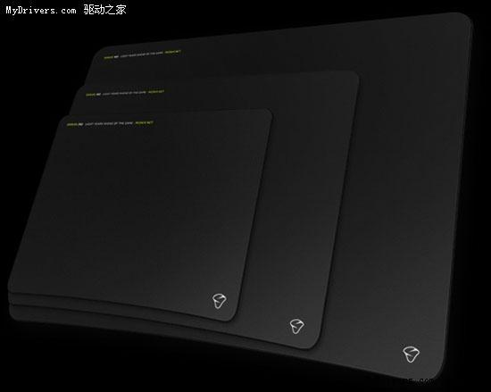 Mionix发布微纤维游戏鼠标垫