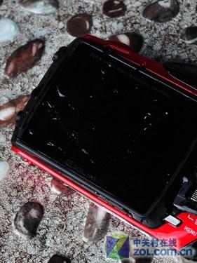 酷炫三防卡片机 卡西欧1200万像素G1上市