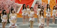 满堂春色 索尼NEX5C实拍CJ2010美女图