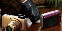 P&E2011展会拍美女 热门长焦相机推荐