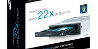 三星发布新款22X DVD刻录机 承诺提升读盘速度